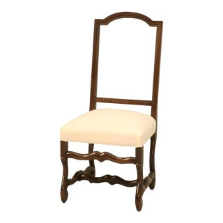 French Os De Mouton Side Chairs - Set of 6 For Sale