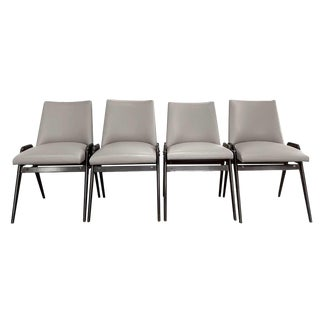 Mid-Century Modern Dining Chairs- Set of 4 For Sale