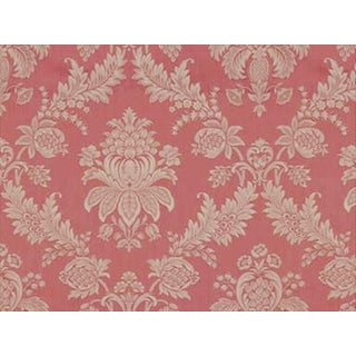 Brunschwig & Fils Beaucourt Damask Designer Fabric by the Yard For Sale