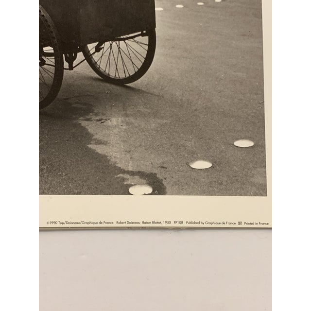 1990s Robert Doisneau Graphique De France Photo Reprint Offset Lithographs - Set of 5 For Sale - Image 9 of 13