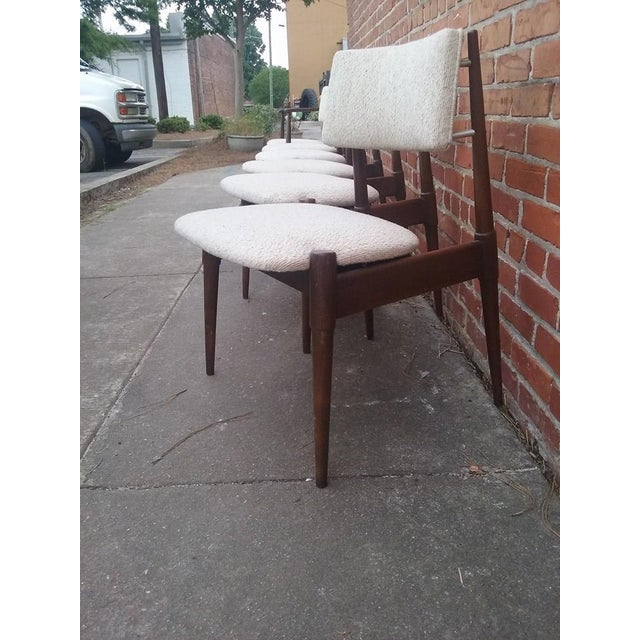 Mid-Century Dining Chairs by Young - Set of 6 - Image 4 of 6