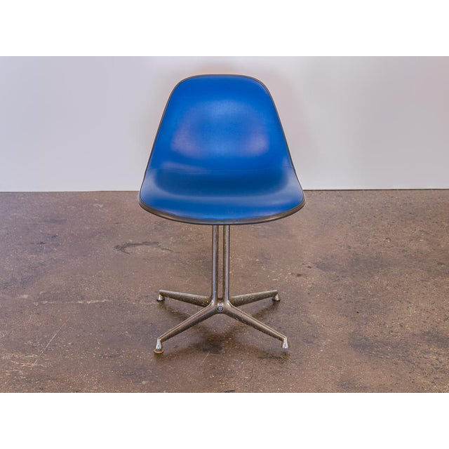 Blue La Fonda Eames Chair for Herman Miller For Sale - Image 10 of 10