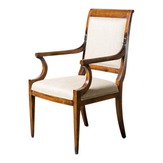 19th Century Neoclassical Chair For Sale
