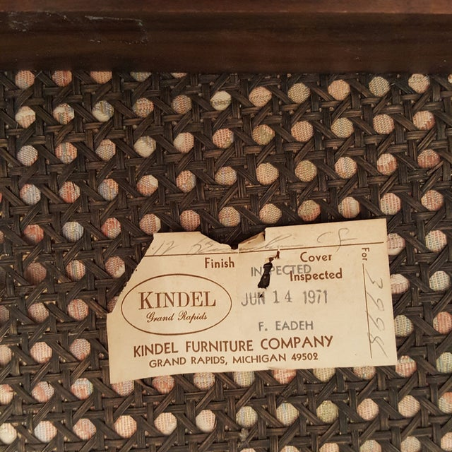 Kindel Chinese Chippendale Dining Chair - Set of 4 - Image 11 of 11