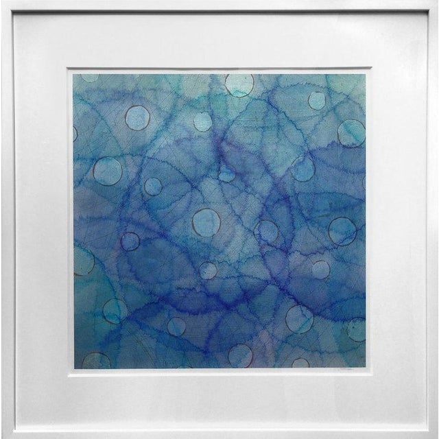 Abstract Roger Mudre, 'Adrue', 2010 For Sale - Image 3 of 4