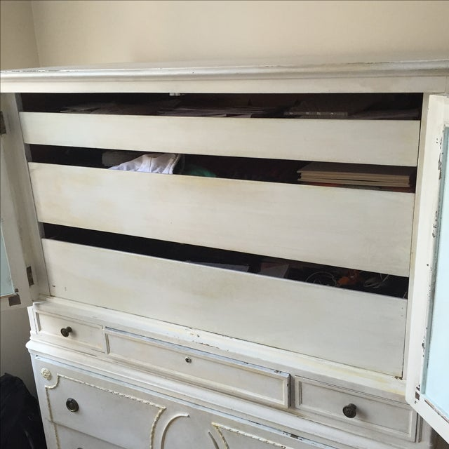 White Painted Dresser - Image 7 of 7