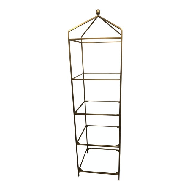 Ballard Designs Etagere Chairish
