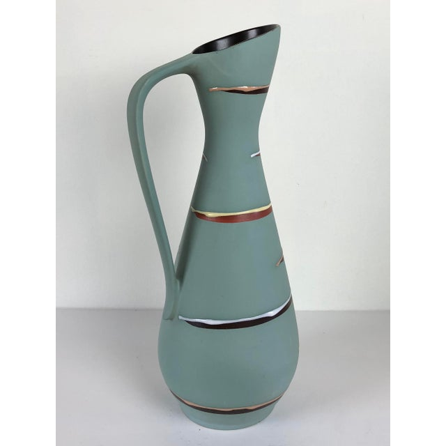 Dumler Breiden German Pottery Vase Pitcher Chairish