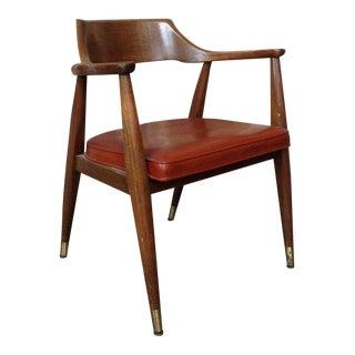 Mid-Century Modern American Armchair