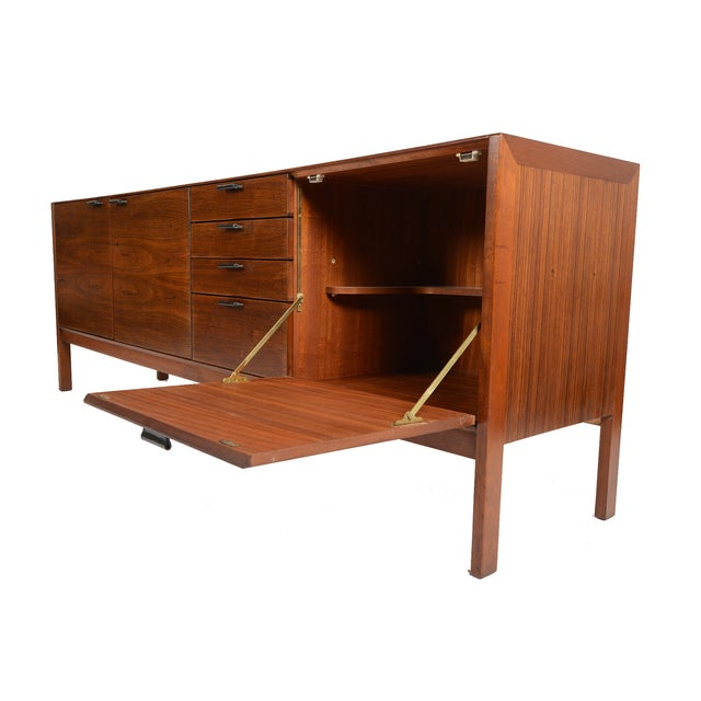Vintage Meredew Credenza With Leather Pulls - Image 8 of 9