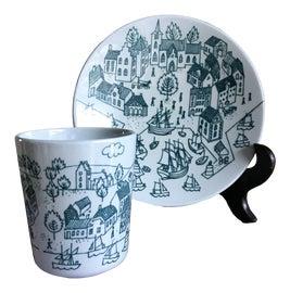 Image of Scandinavian Decorative Plates