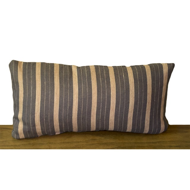 Rogers & Goffigon Linen Striped Pillows - S/3 - Image 5 of 5