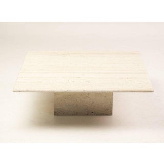 Travertine Coffee Table by Up&Up
