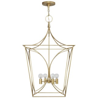 Cavanagh Medium Lantern, Kate Spade for Visual Comfort For Sale