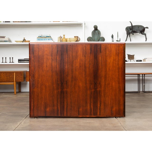 Rosewood Executive Desk For Sale - Image 10 of 11