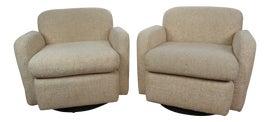 Image of Vladimir Kagan Club Chairs