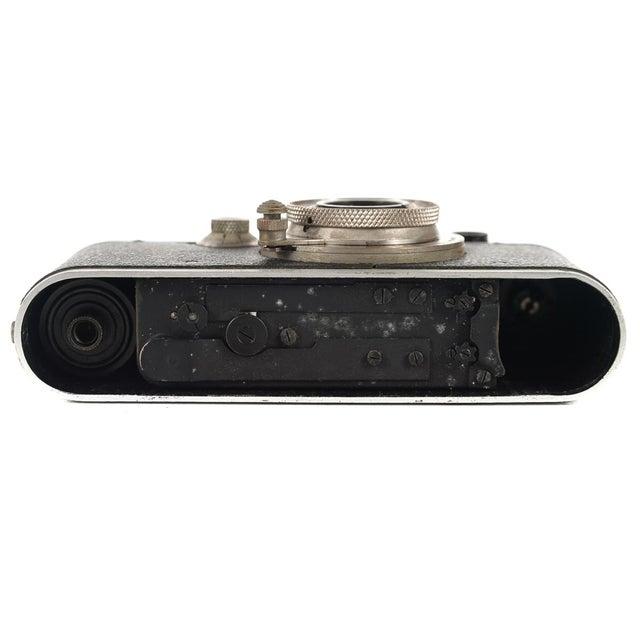 1930s Leica III Black Camera With 5cm Elmar Lens - Image 10 of 10
