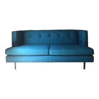 21st Century Cb2 Parisian Style Sofa For Sale