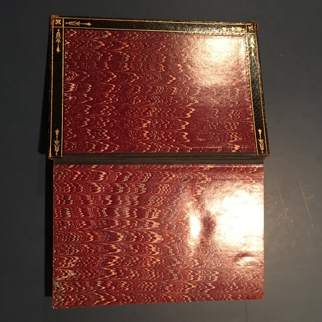 """1892 Leather """"Into Morocco"""" 1st Edition Book - Image 4 of 10"""