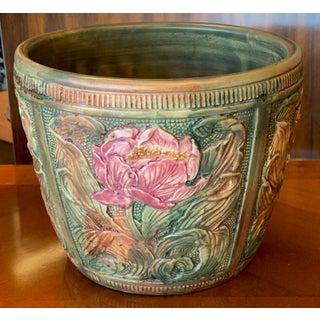 Weller Flemish Ceramic Cachepot Preview