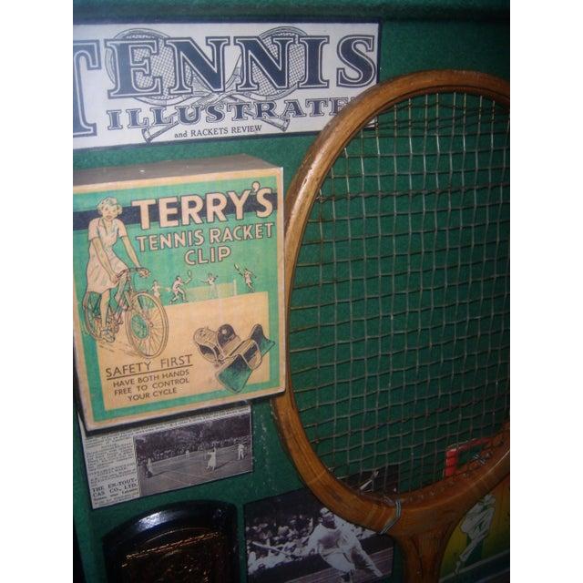 English Tennis Shadow Box - Image 6 of 7