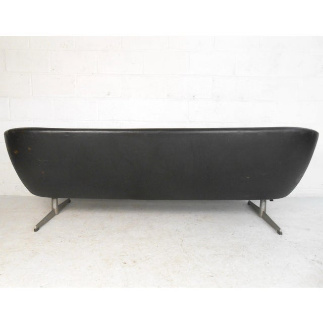 Mid-Century Overman Four-Seat Sofa - Image 5 of 9