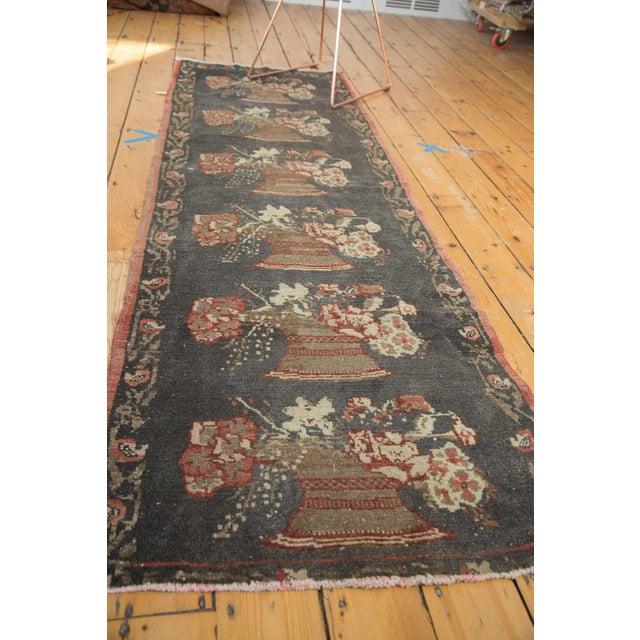 """Vintage Oushak Rug Runner - 2'9"""" x 8'3"""" For Sale - Image 4 of 8"""