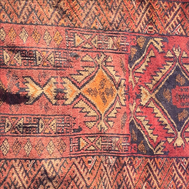 "Baluchi Persian Rug, 2'5"" x 3'7"" - Image 5 of 8"