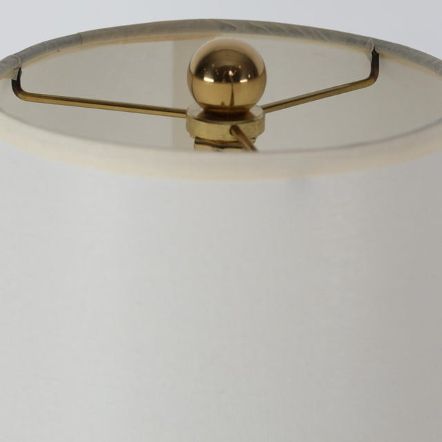 1960's Vintage Marcello Fantoni Ceramic Table Lamps- A Pair For Sale - Image 10 of 13