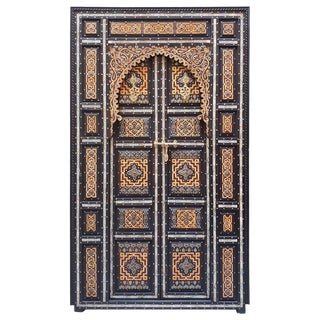 Chefchaouen Wooden Door For Sale