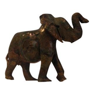 Tanzanian Elephant Green Stone For Sale