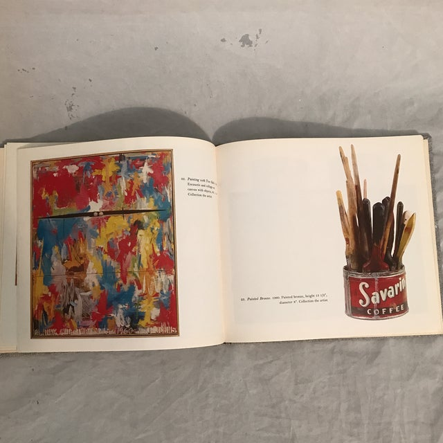 Jasper Johns by Max Kozloff For Sale - Image 9 of 11
