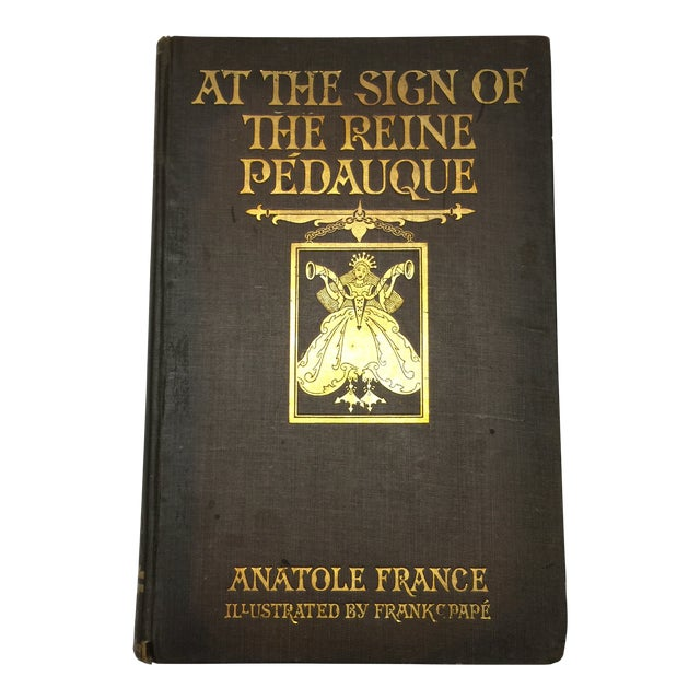 1922 Anatole France at the Sign of the Reine Pedauque For Sale