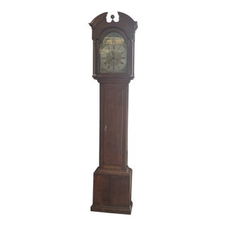 John Day 1810 English Case Clock For Sale