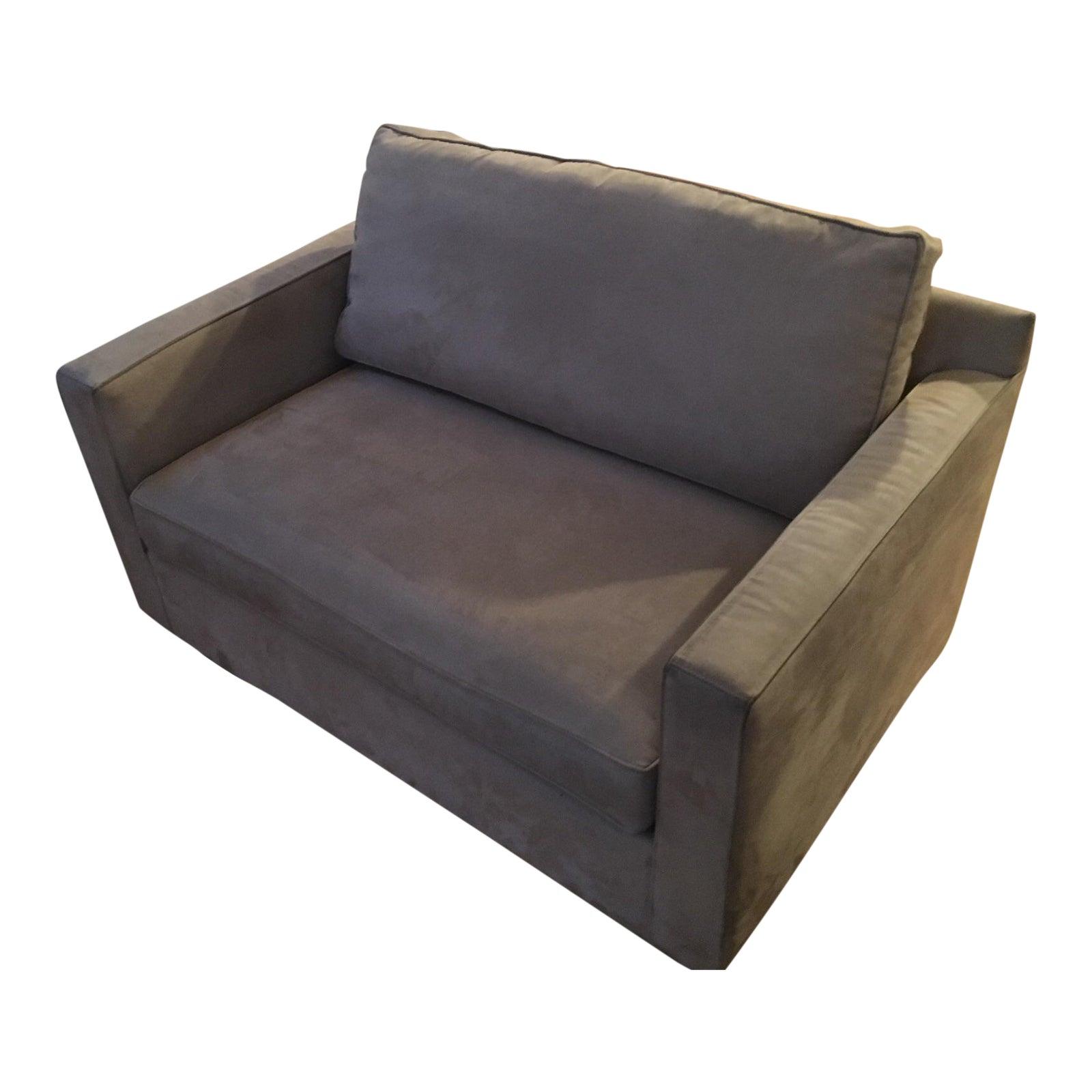 Stupendous Crate Barrel Davis Twin Sleeper Sofa Inzonedesignstudio Interior Chair Design Inzonedesignstudiocom