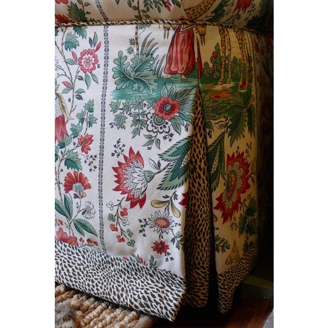 Custom Designer Sofa Banquettes - a Pair - Image 2 of 6