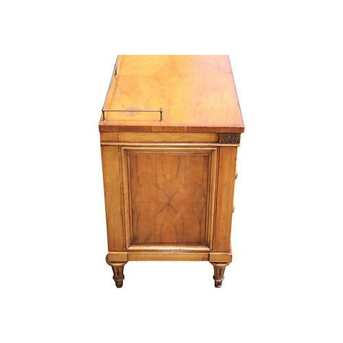1960's Neoclassical Style Nightstands - A Pair - Image 3 of 8