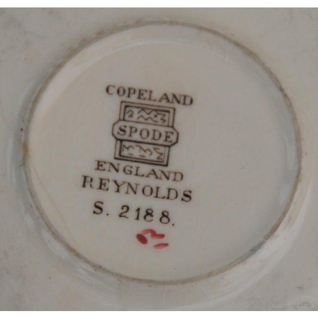 Vintage Spode Saucer in the Reynolds Pattern - Image 8 of 8