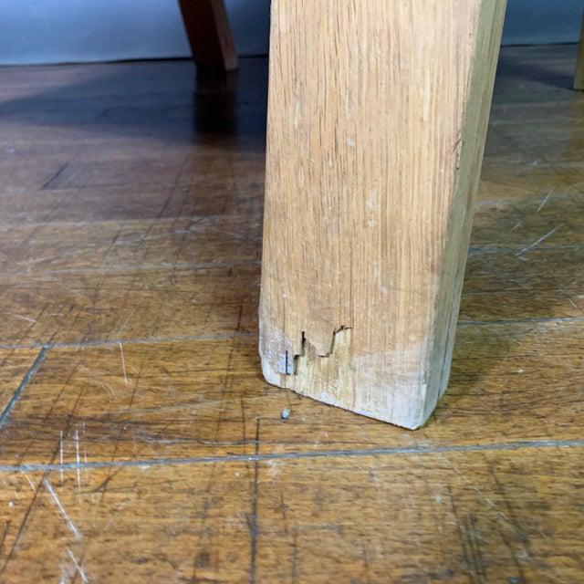 Hans J. Wegner Ge671 Oak & Flag Halyard Lounge Chair, Getama For Sale - Image 11 of 13