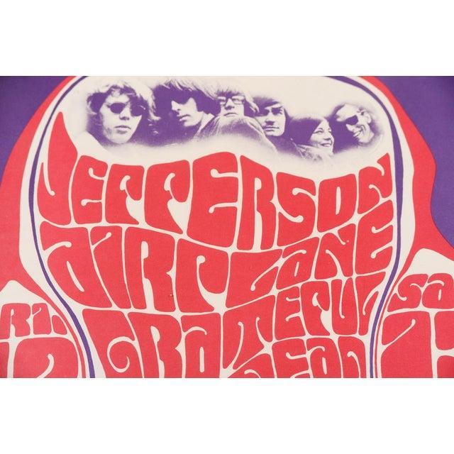 Vintage Grateful Dead in San Francisco Concert Poster - Image 7 of 7