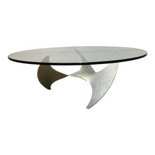 Knut Hesterberg Propeller Coffee Table