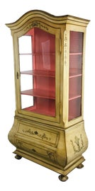 Image of Italian China and Display Cabinets