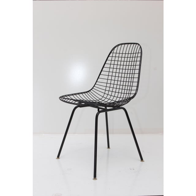 Herman Miller Wire Side Chair - Image 5 of 10