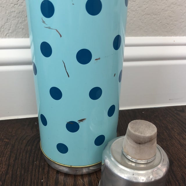 Vintage Thermos and Mug Set For Sale In Dallas - Image 6 of 8