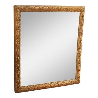 Petit Late 17th Century Berain Mirror For Sale
