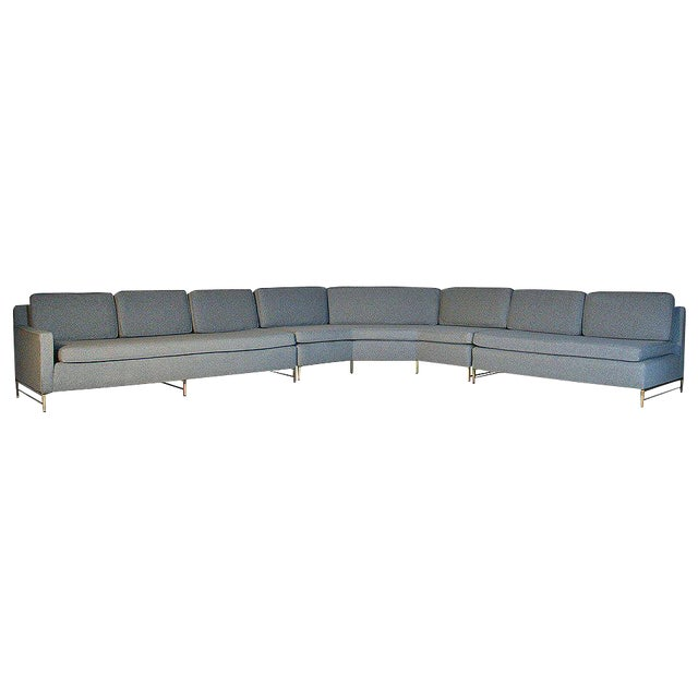 Paul McCobb Three-Piece Sectional Sofa for Directional - Image 1 of 8