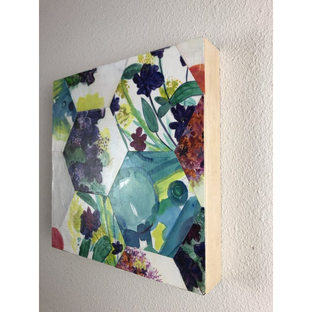 """2016 """"Renewal"""" Contemporary Abstract Painting For Sale - Image 4 of 8"""