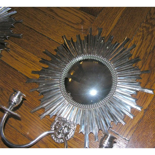 Louis XIV Style Sconces - A Pair For Sale In New York - Image 6 of 7