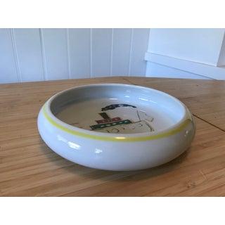 Suisse Langenthal Custom Made Folk Art Porcelain Bowls - Set of 2 Preview