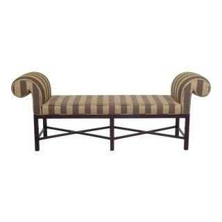Modern Baker Stretcher Base Modern Design Long Bench For Sale